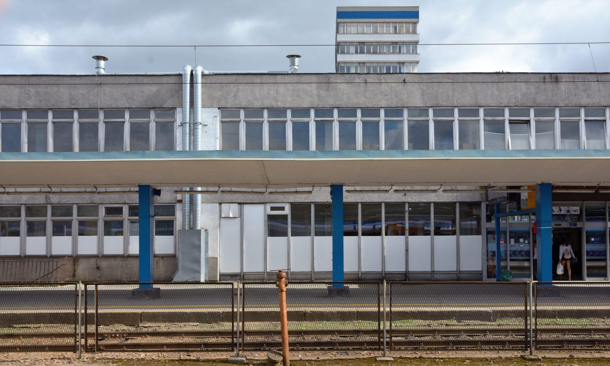 Dworzec Olsztyn Główny